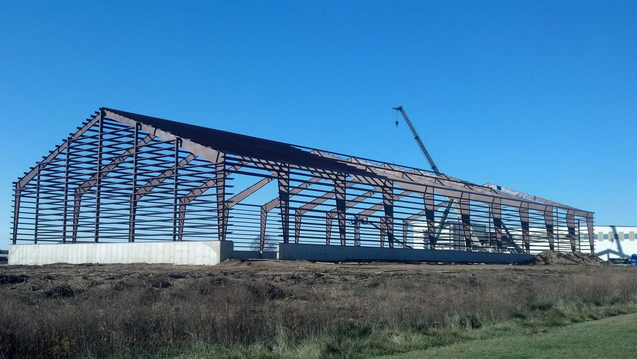 Home - Big Horn Steel Buildings